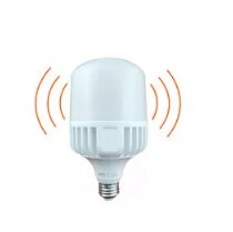 Лампа з датчиком руху 9 Вт LED, фото 2