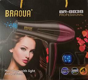 Фен для волос BRAOUA BR-8838