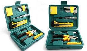 Набор инструментов в чемодане 12 предметов, фото 2