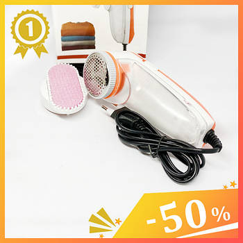 Електрична машинка для чищення трикотажу і зняття катишек з одягу, триммер для стрижки та видалення катишків1