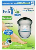 Електрична пемза PEDI VAC, прилад для видалення мозолів Педі вак, фото 3