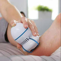 Електрична пемза PEDI VAC, прилад для видалення мозолів Педі вак, фото 2