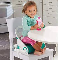 Стільчик бустер для годування Childrens Folding Seat, фото 3