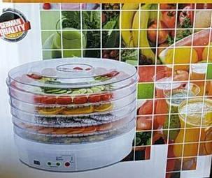 Сушарка електрична для фруктів і овочів Royals Berg, фото 2