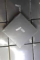 Бездротові стерео навушники TWS i100 сенсорне управління з розумним боксом, фото 3