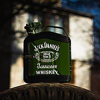 "Канистра Бар 5л. ""Jack Daniels"" | Мини бар | Подарок мужу, другу, шефу, брату"