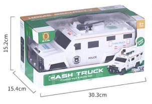 Скарбничка-сейф з кодовим замком і відбитком пальця машинка Hummer Cach, фото 2