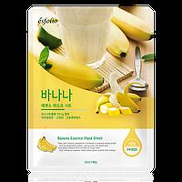 Тканинна бананова маска Esfolio Essence Mask Sheet