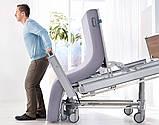 Медицинская Функциональная Электрическая Кровать Stiegelmeyer Vertica Hospital Bed, фото 6