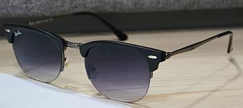 Сонцезахисні окуляри Ray Ban Clubmaster 8056 51-21-127 Black