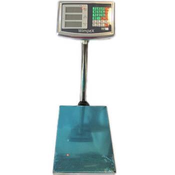 Ваги торгові WIMPEX WX-600кг 45*60