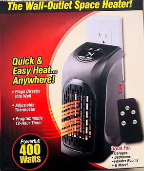 Портативний обігрівач Handy Heater з пультом управління