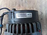 Генератор Mercedes-Benz Sprinter, Vito W638 Bosch (115A) 0 123 510 108 , 011 154 78 02 12041590000N, фото 5