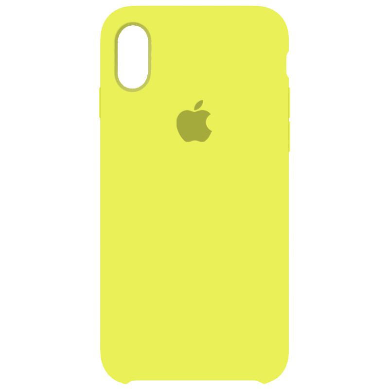 Чехол Silicone Case для Apple iPhone Xr 31