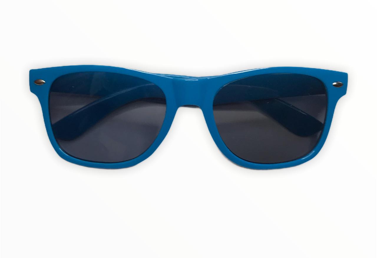 Сонцезахисні окуляри жіночі сині 1175-4