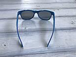 Сонцезахисні окуляри жіночі сині 1175-4, фото 4