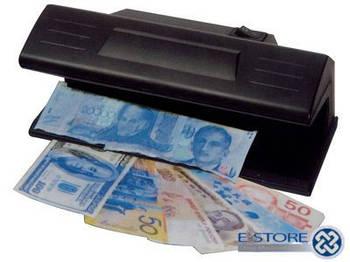 Детектор перевірки грошей ультрафіолетовий Model 318