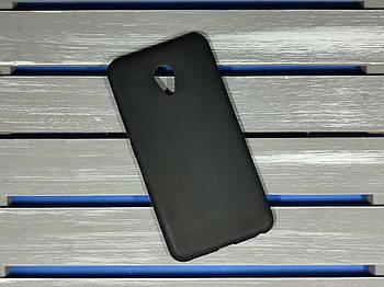 Черный чехол Meizu M5