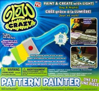 Палітра візерунків GLOW MAGIC Набір для малювання Малюй світлом