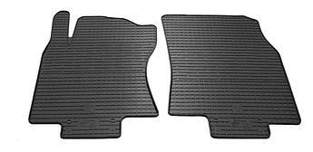 Килимки в салон гумові передні для Nissan Roque Sport 2013-2021 Stingray (2шт)