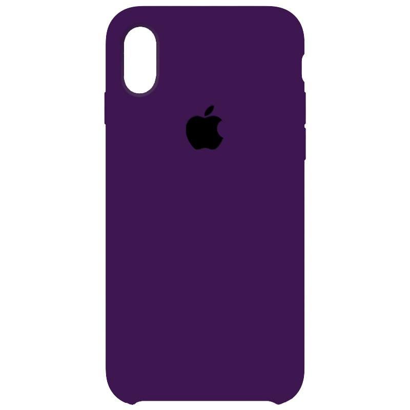Чохол Silicone Case для Apple iPhone Xr 44