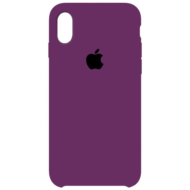 Чехол Silicone Case для Apple iPhone Xr 45