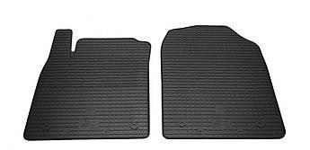 Коврики в салон резиновые передние для Vectra C (universal)  2002-2008 Stingray (2шт)