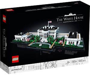 Lego Architecture Белый дом 21054