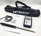 Вологомір ґрунту (кондуктометричний) METRINCO M142S. Цена с НДС +20%, фото 3