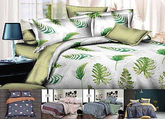 Комплекты постельного белья из ранфорса в размерах