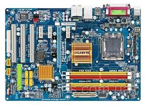 Комплект на 4 видеокарты , Плата Gigabyte GA-EP41-UD3L + Pentium + DDR2 2GB