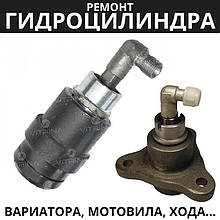 Ремонт гідроциліндра варіатора (вентилятора, мотовила, ходу) | Дон, Нива, Єнісей, Акрос