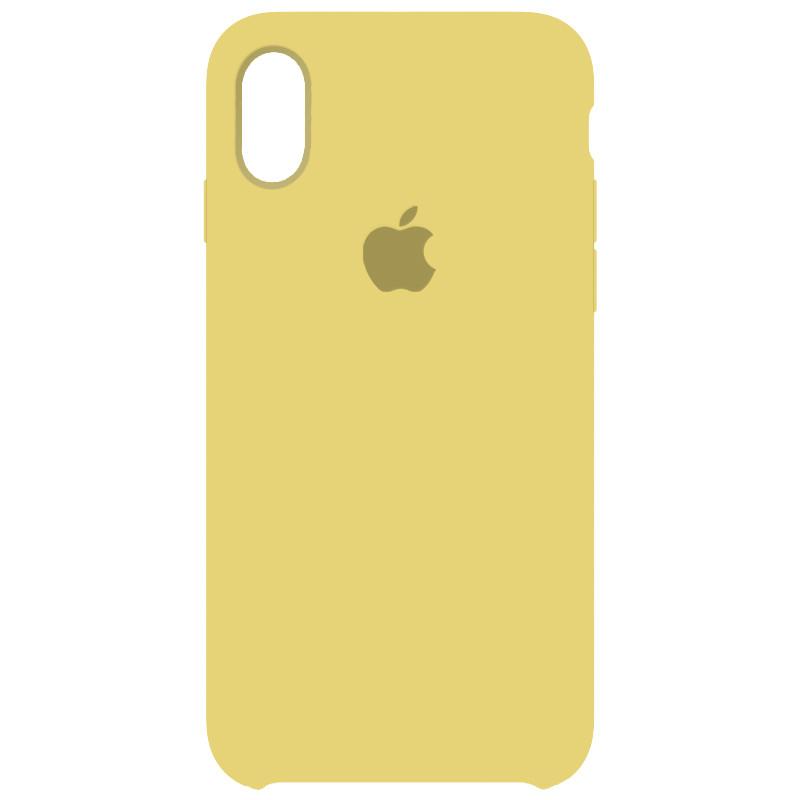 Чехол Silicone Case для Apple iPhone X, Xs 33
