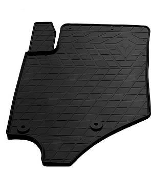 Водительский резиновый коврик для PEUGEOT 2008 II 2019- Stingray