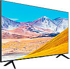 Телевизор 65 дюймов Samsung UE65TU8079 (PPI 2100Гц / 4K / Smart / 60 Гц / DVB/T2/S2), фото 2