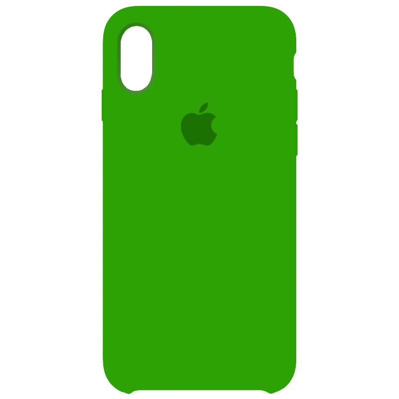 Чохол Silicone Case для Apple iPhone X, Xs 46