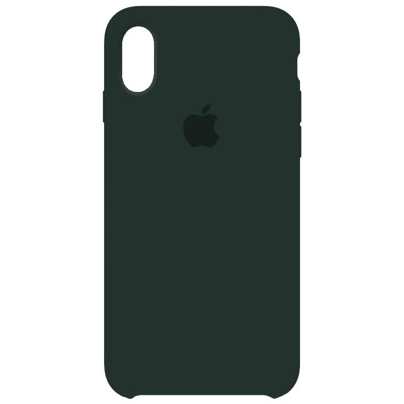 Чохол Silicone Case для Apple iPhone X, Xs 54
