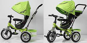 Велосипед триколісний 7Toys TR16012 Салатовий