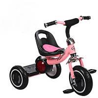 Велосипед триколісний TURBOTRIKE M 3650-M-1 Рожевий