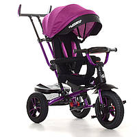 Велосипед трехколесный TURBOTRIKE M 4058-8 Фиолетовый