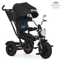 Велосипед трехколесный TURBOTRIKE M 4056HA-20-6 Чёрный