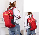 Рюкзак яркий спортивный Flamehorse, фото 6