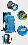 Рюкзак яркий спортивный Flamehorse, фото 5