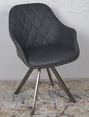 Стулья и Кресла из кожзама и натуральной кожи