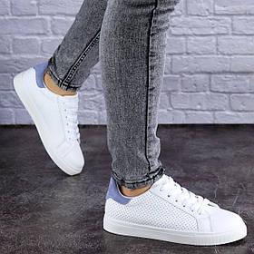Жіночі кеди Fashion Nico 1865 36 розмір 22,5 см Білий 38
