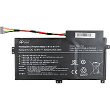 Аккумулятор PowerPlant для ноутбуков SAMSUNG 370R (AA-PBVN3AB) 10.8V 4000mAh