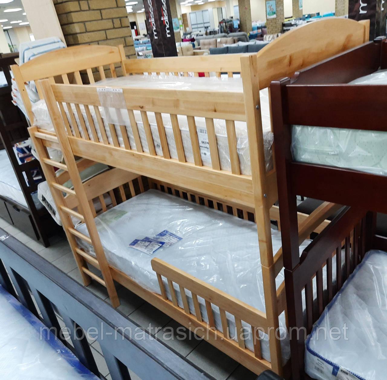 Ліжко 2-х ярусне Совунья