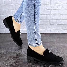 Женские туфли Fashion Bruno 1926 36 размер 23,5 см Черный