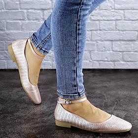 Женские туфли Fashion Dewey 1963 36 размер 23,5 см Розовый