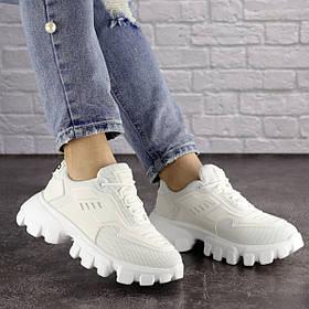 Женские кроссовки Fashion Czar 1645 36 размер 22,5 см Белый